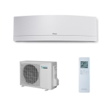 Daikin Emura Bluevolution Inverter Alb 9000 BTU